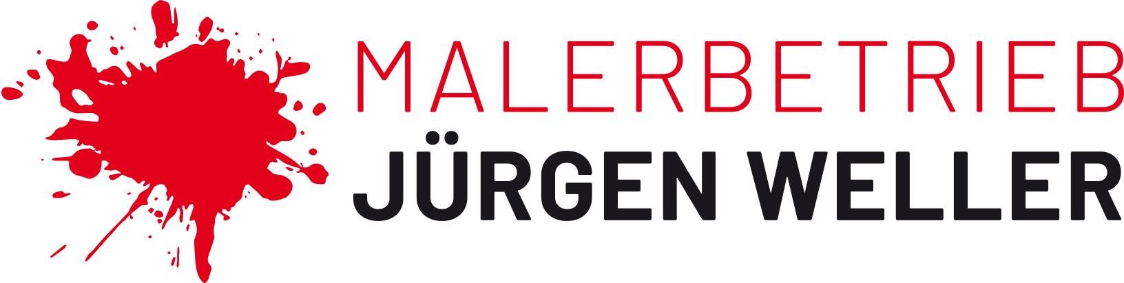 Malerbetrieb Jürgen Weller - Logo